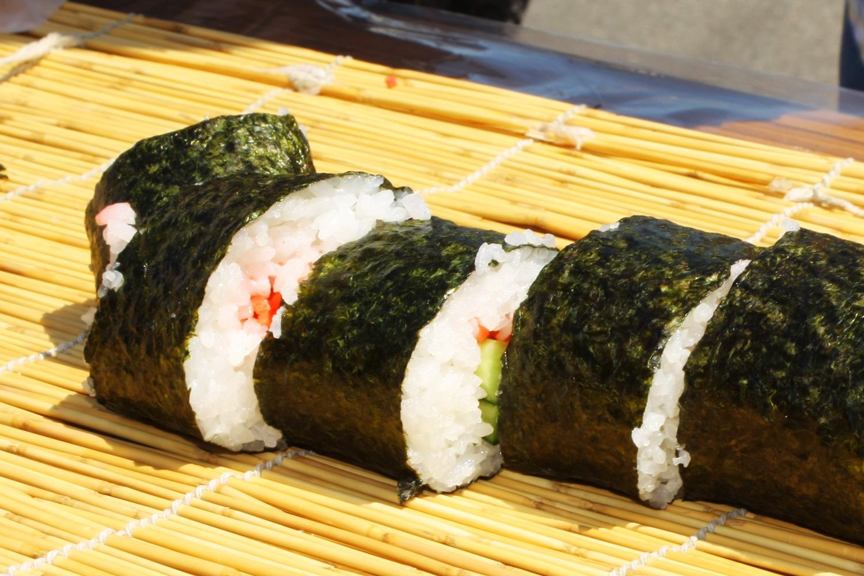 鹤田节的龙卷寿司