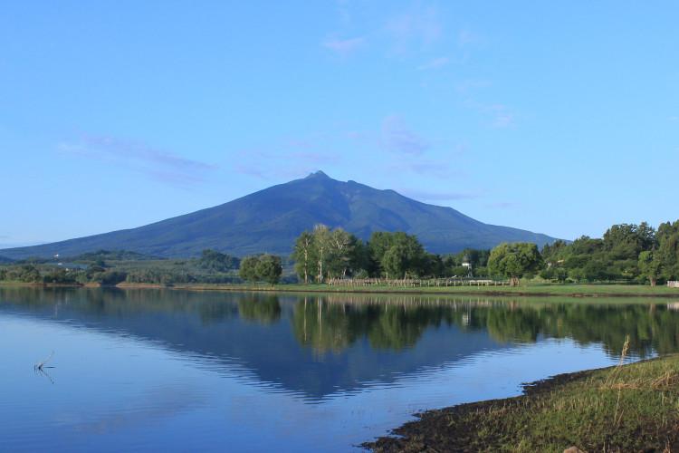 津轻富士见湖