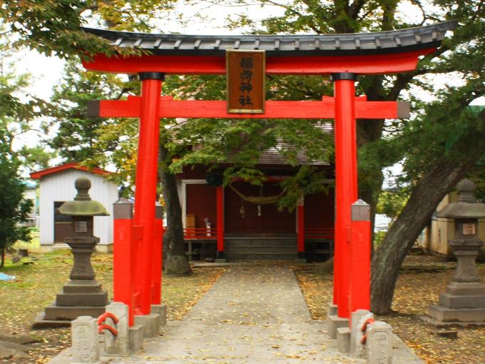稻荷神社(龟田)
