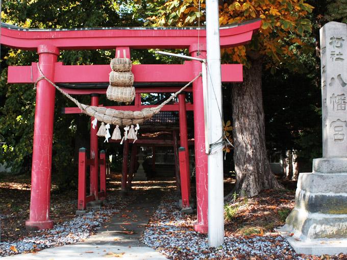 八幡宮(廻堰)