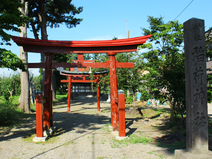 稻荷神社(强卷)