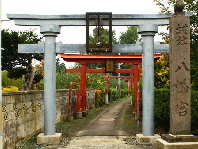 八幡宫(横萢)