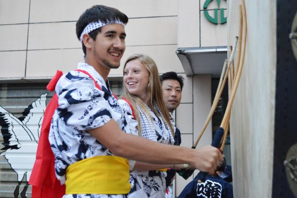 水和火的祭典 鹤田节