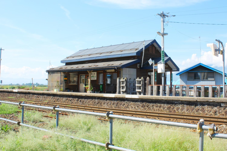 复古式木造车站